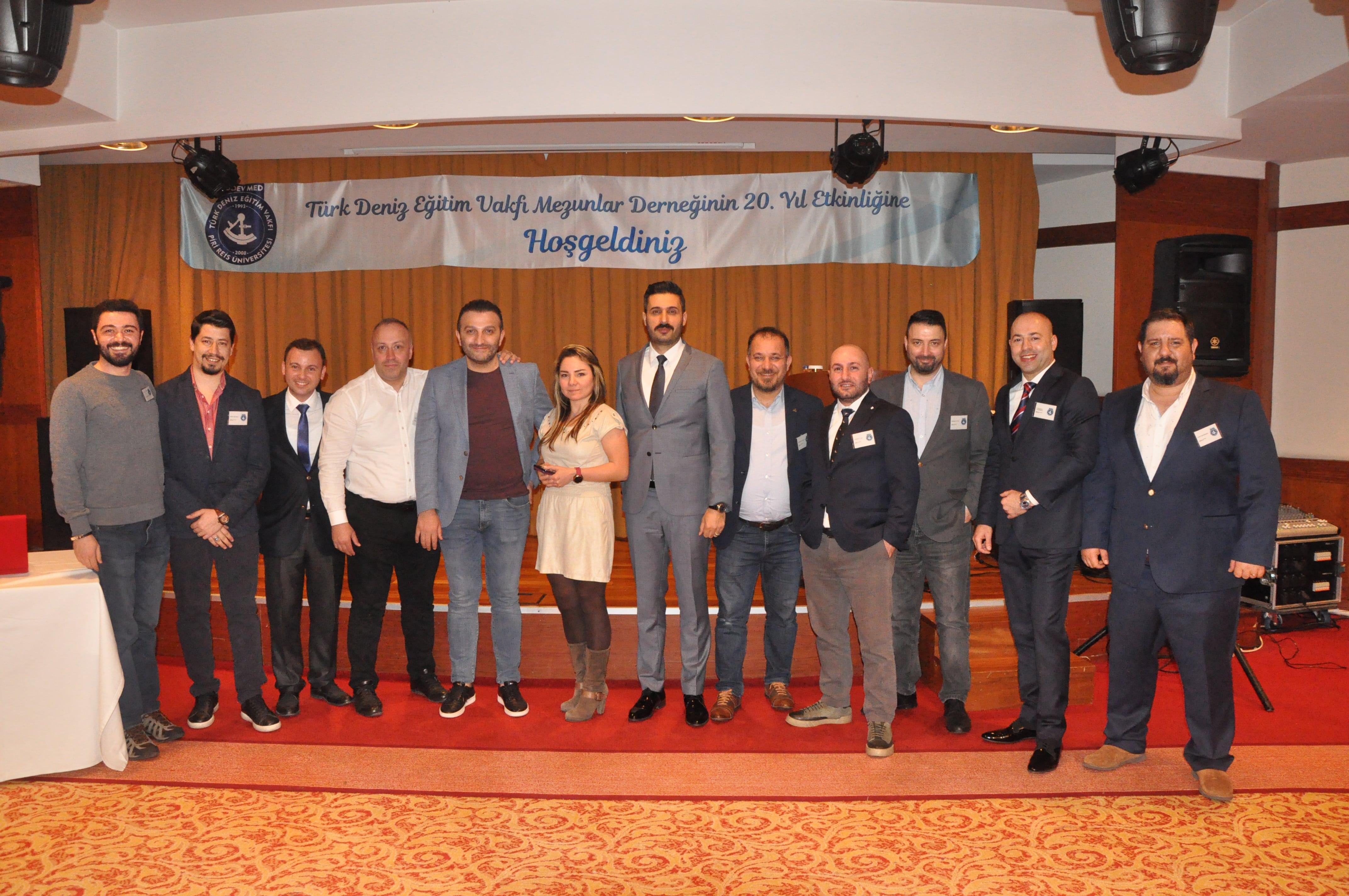 TÜDEVMED 20.Yıl Etkinliğini Gururla Kutladı