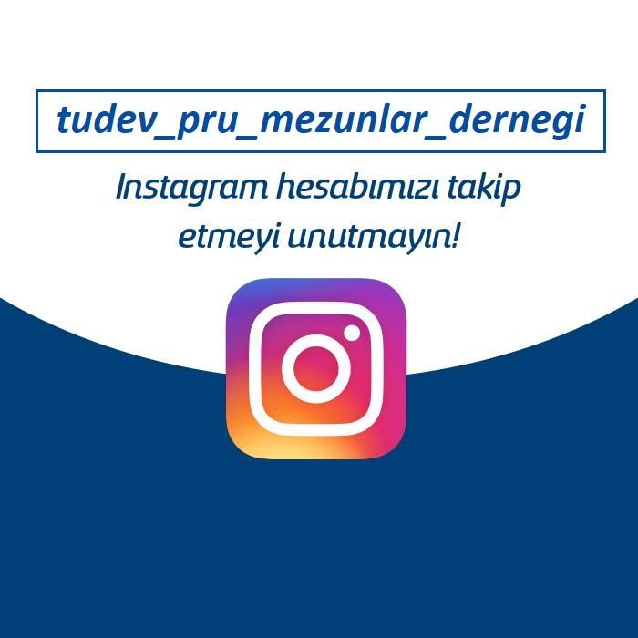 Instagram Sayfamız Yayında
