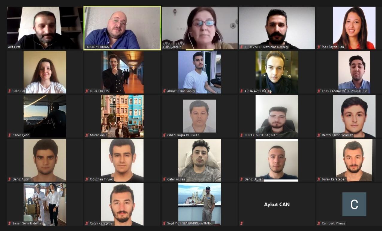 TÜDEVMED Webinar Serisi'nin yedincisi düzenlendi